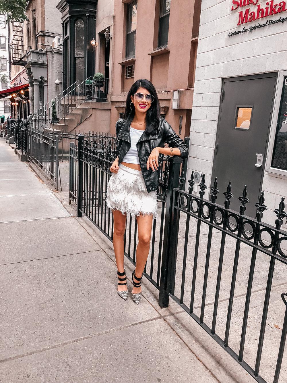 New York Fashion Week Street Style 2018