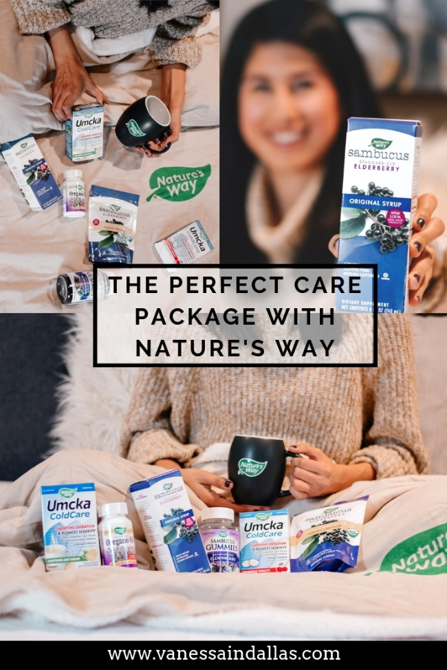 The Perfect Care Package with Nature's Way