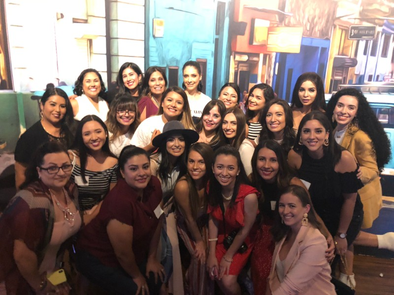 DFW Latina Bloggers Meetup