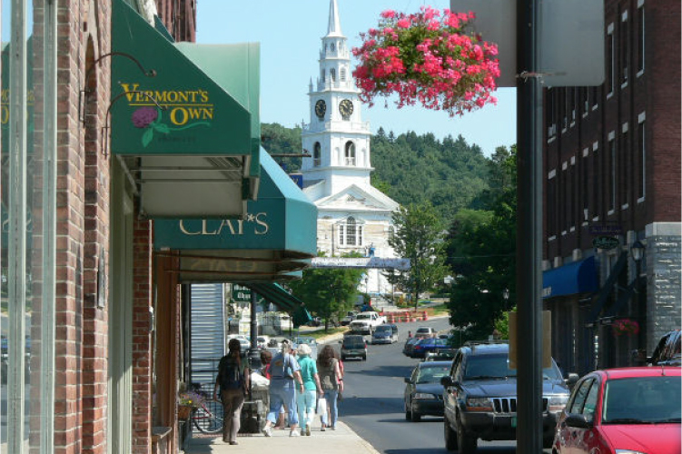 THE CHARM OF MIDDLEBURY  Middlebury boasts small town appeal with the convenience of a larger city.  SEE MORE