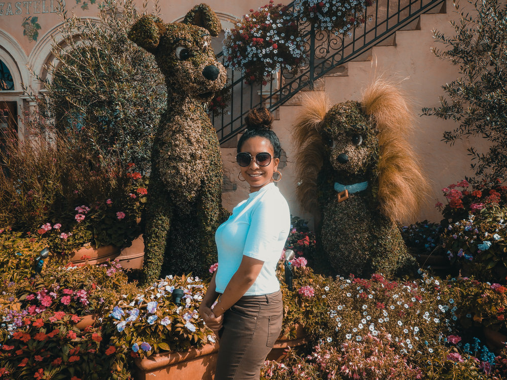 a Mama Bear with a Sprinkle of Disney Magic -