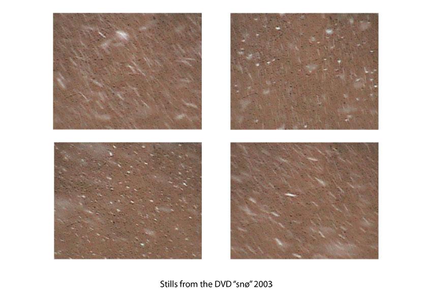 Snø 2003
