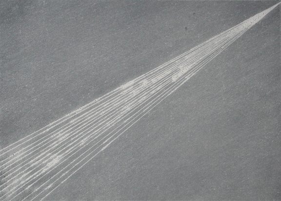 Untitled (Ray Drawing) 2007