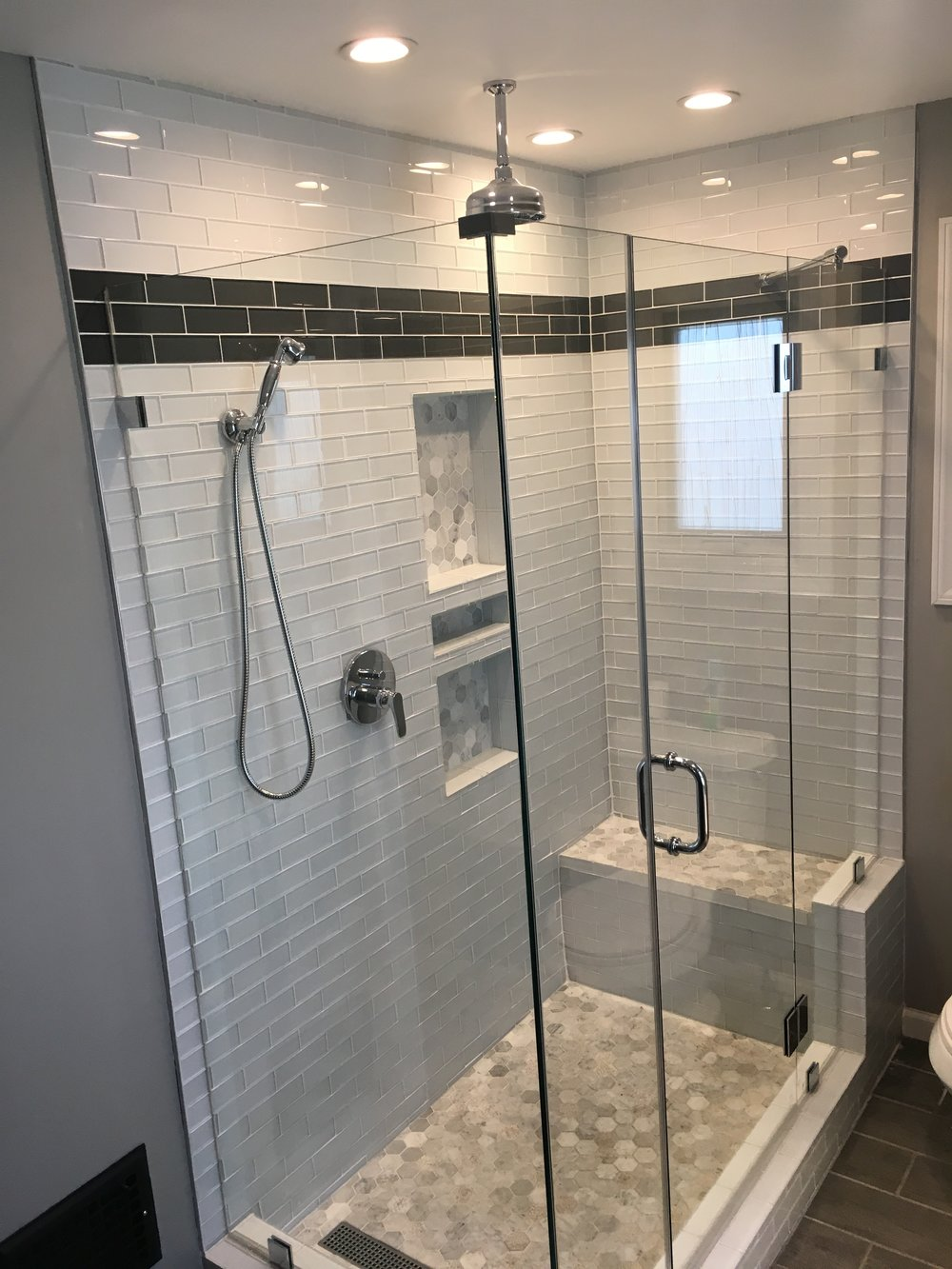 Glass to Glass Hinge Enclosure - At Eco Glass Designs anything is possible. Fully customize your enclosure in any way you can imagine.