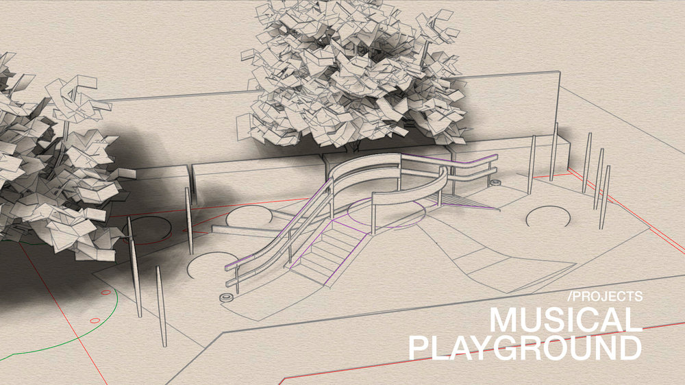 Heath Interactive - Musical Playground