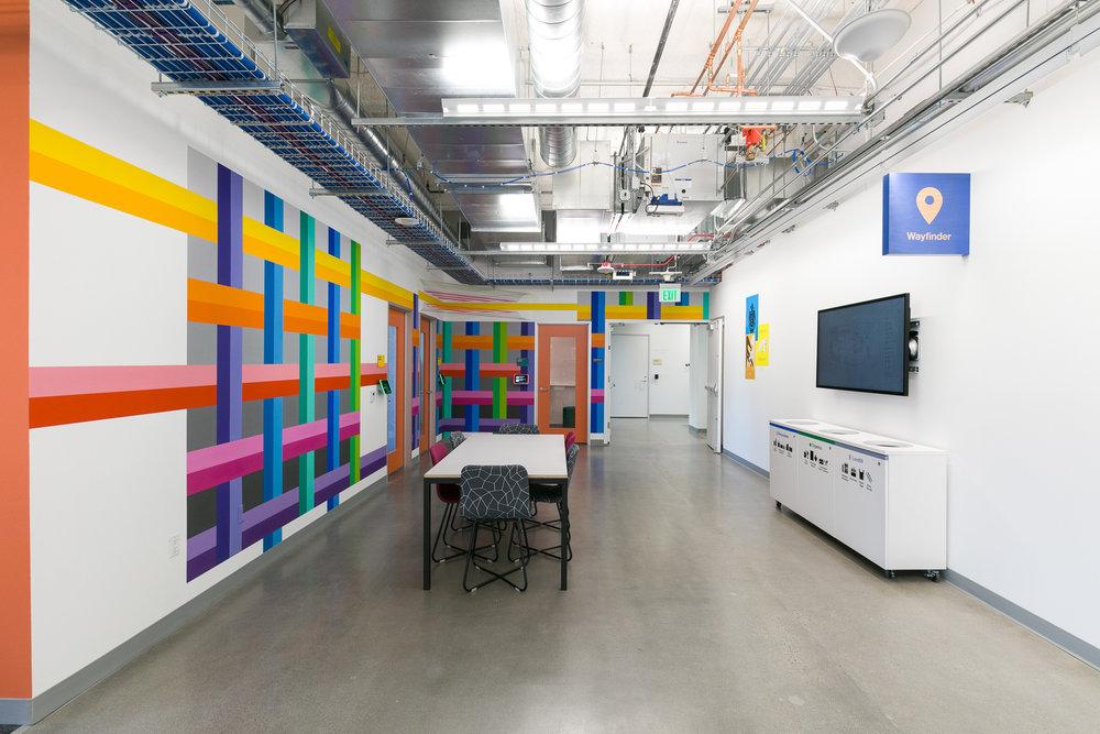 Facebook Denver Permanent Installation