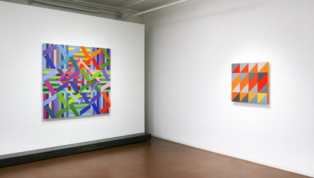 David Richard Gallery Exhibition