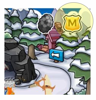 The Moderator  Inside the game, players always have access to help from an adult by clicking on the Moderator Badge.