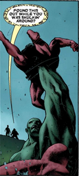 Ok, I guess Drax got stung by a bee