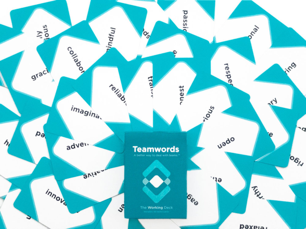 Teamwords - The Working Deck