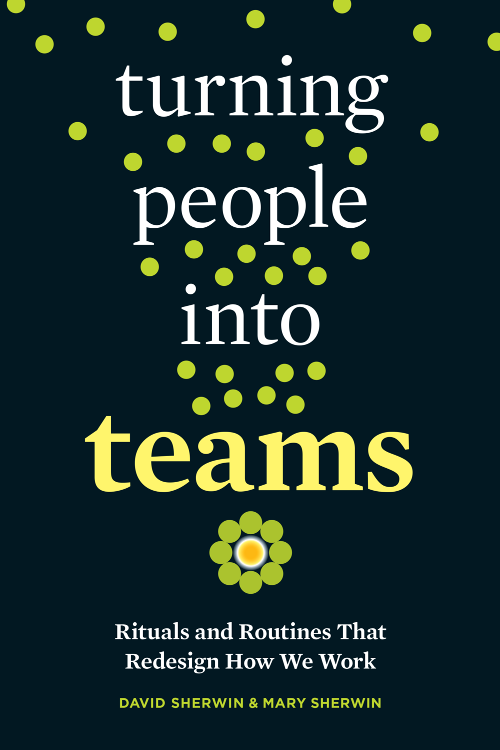 Turning People into Teams - High Res Cover