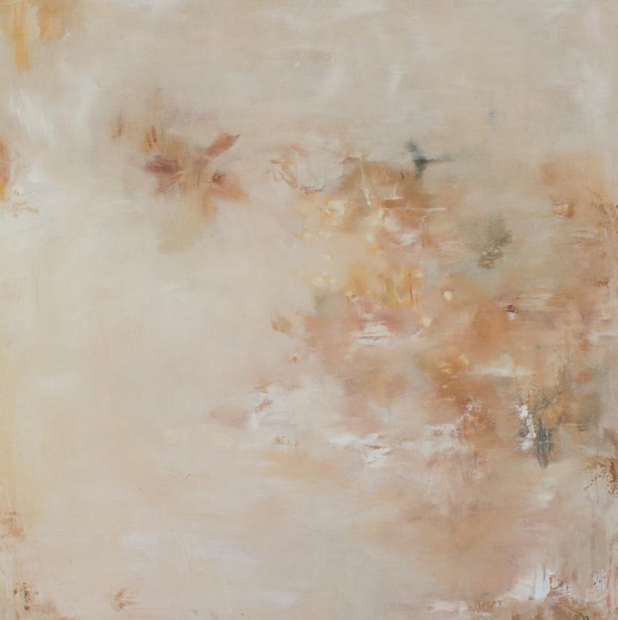 "Integration II, 36x48"", acrylic on canvas"