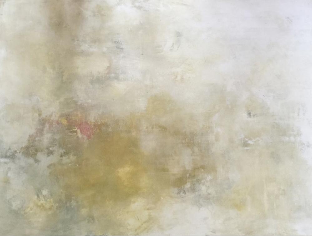 "Integration I, 36x48"", acrylic on canvas"