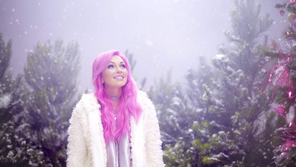 Kandee Johnson X OGX Holiday Collection - Commercial // OGX