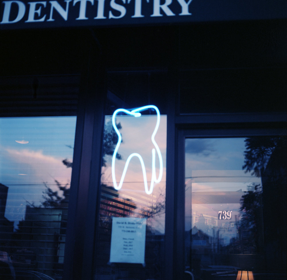 Neon Tooth, 2018
