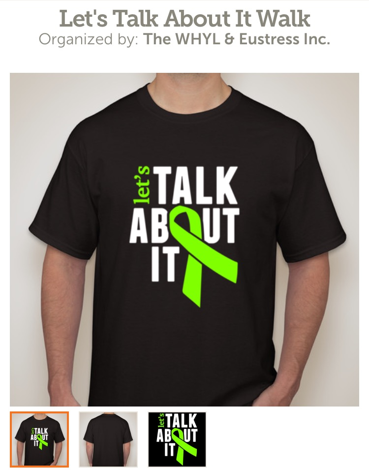 Lets Talk About It Shirt