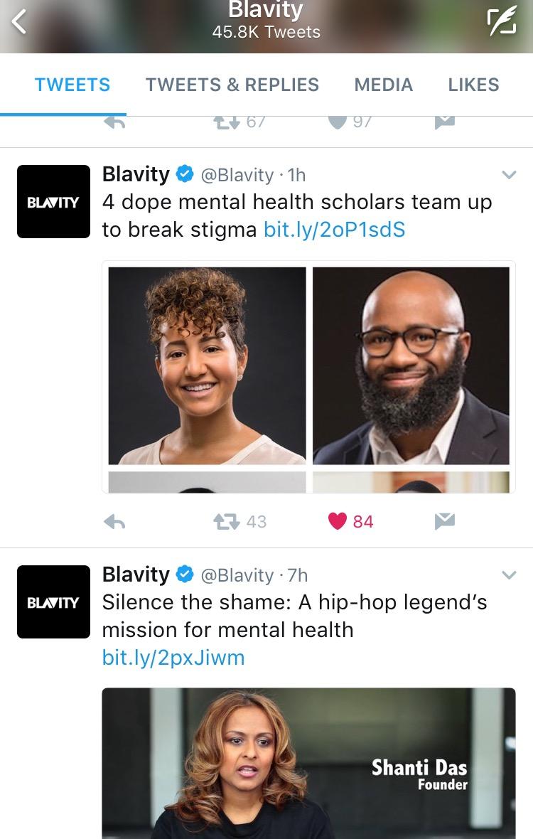 4 Dope Mental Health Media Scholars Team Up To Break Stigma