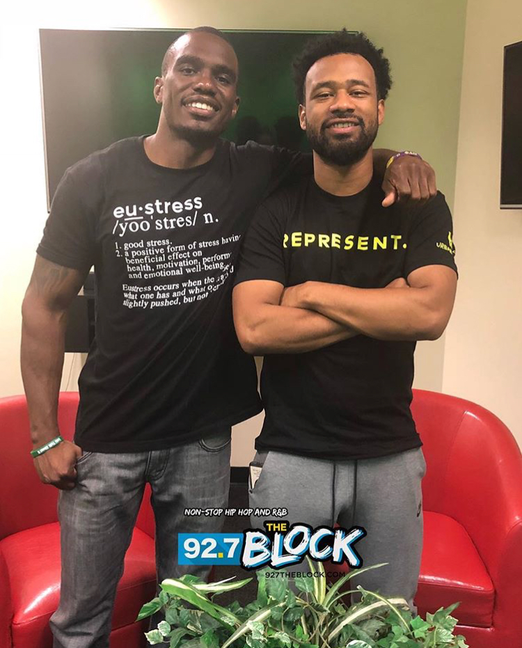 Check out the Rwenshaun's interview with Chewy from 92.7 The Block  here