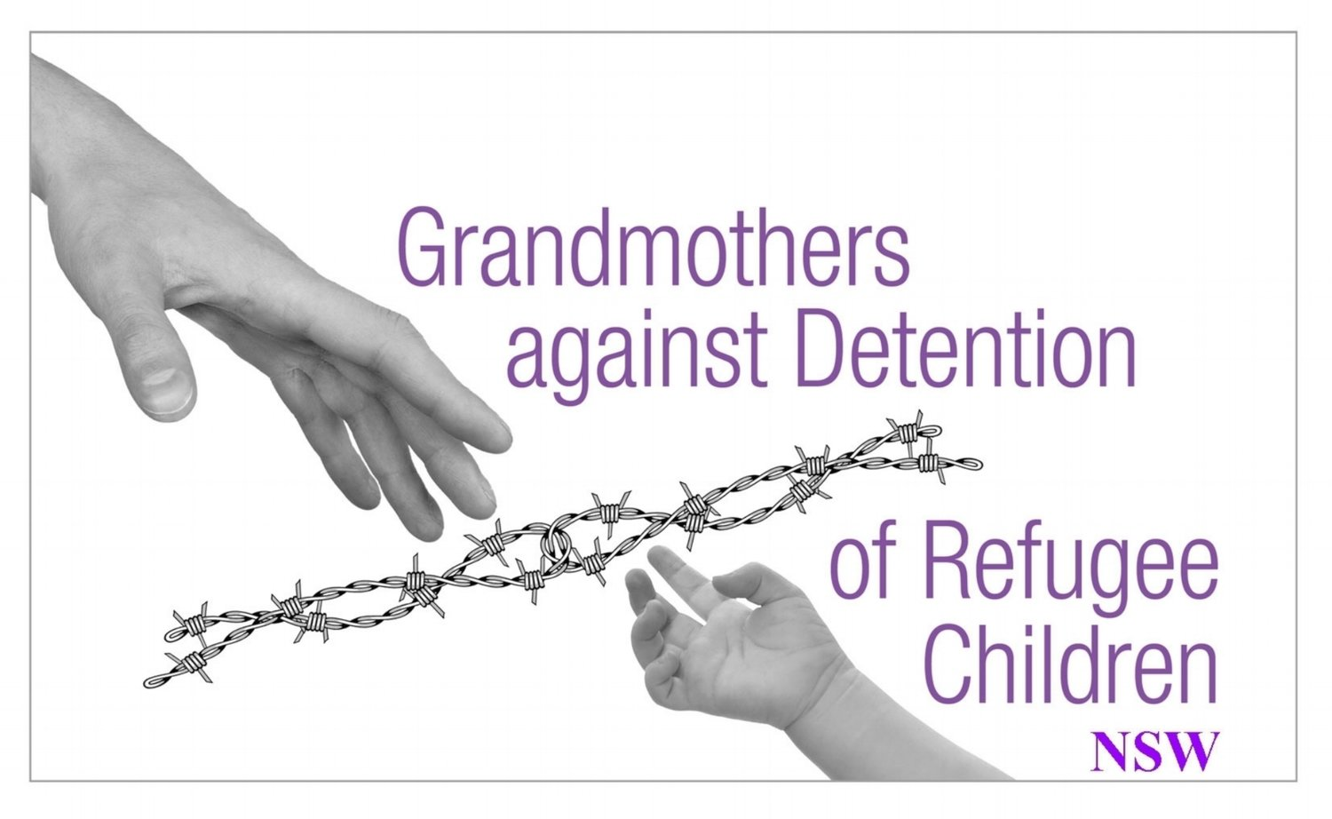 Grandmothers Against Detention of Refugee Children