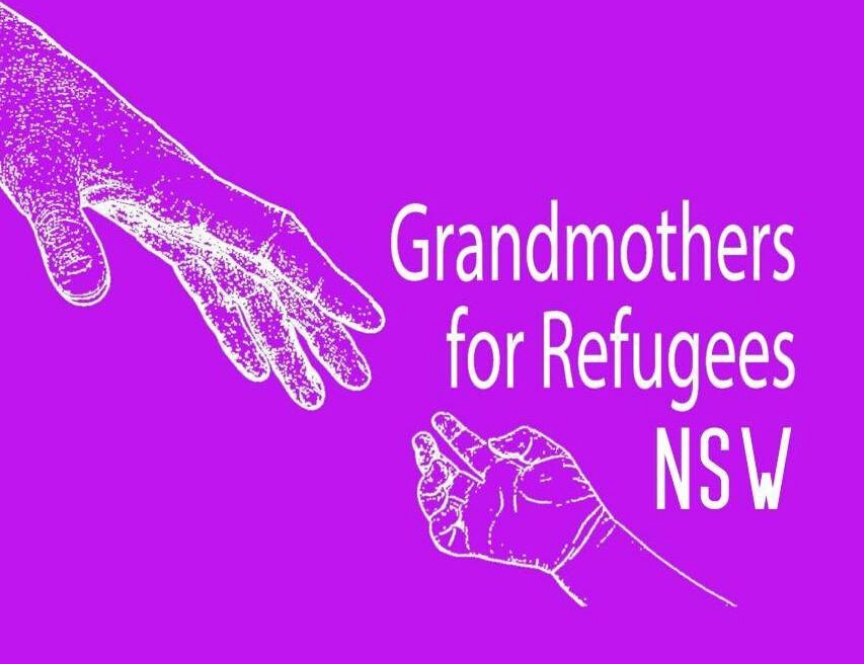 Grandmothers for Refugees NSW
