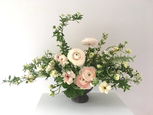 Video Foundations Of A Wedding Centerpiece From Team Flower