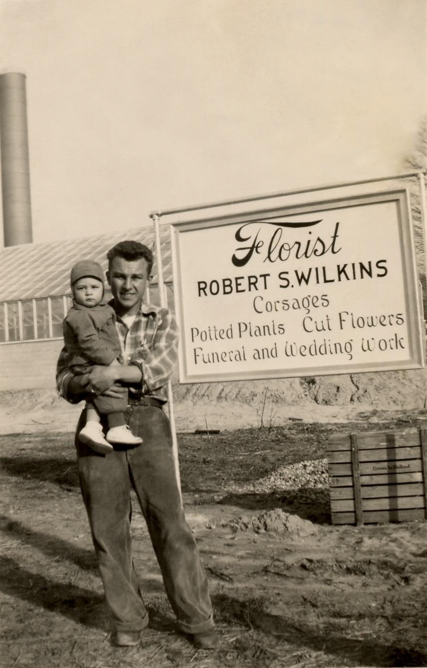 Bob Sr. & John-Bob's start as grower-1949.jpg