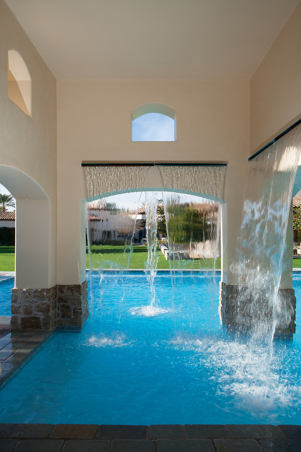 Signature Swimming Pools — LuxLivingAZ