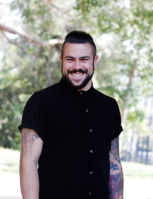 Zachariah Roane Tattoo Artist