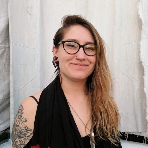Kristin Madrigal Studio Coordinator