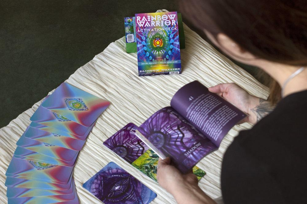 The Rainbow Warrior Activation Deck