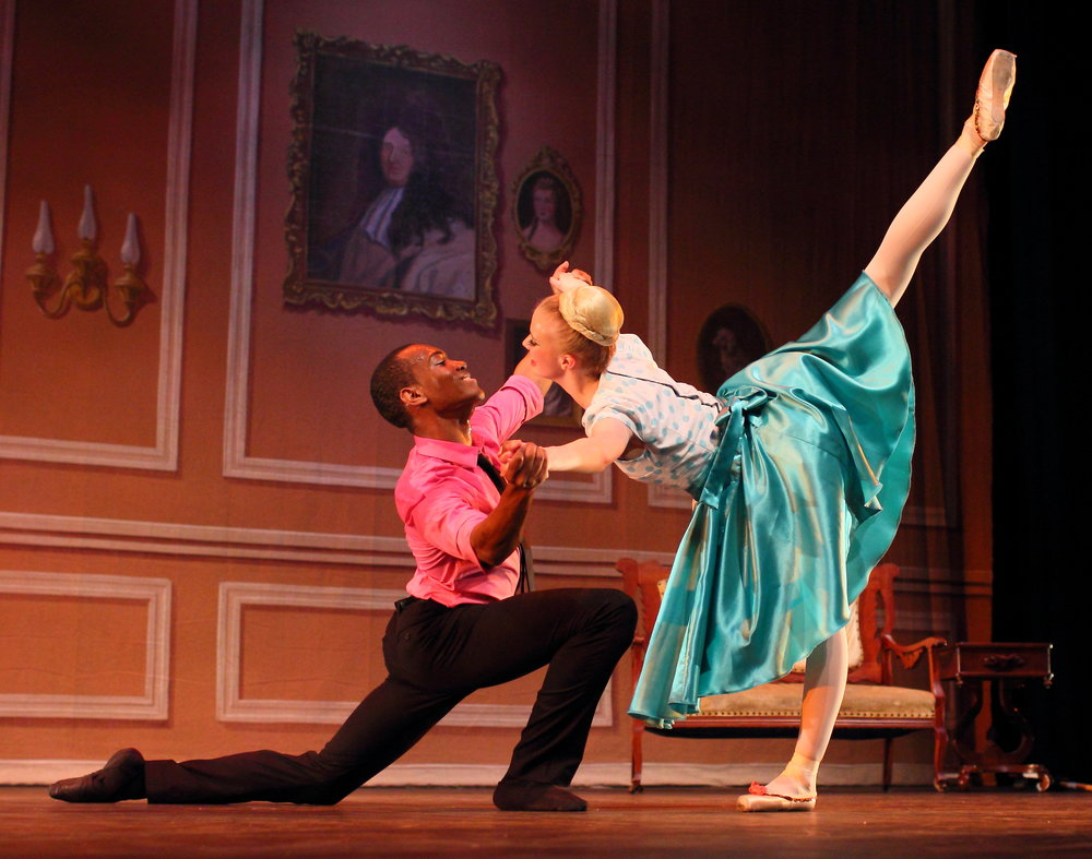 cinderella: A ROCK OPERA BALLET (Premiere 2012) // photo: greg burns