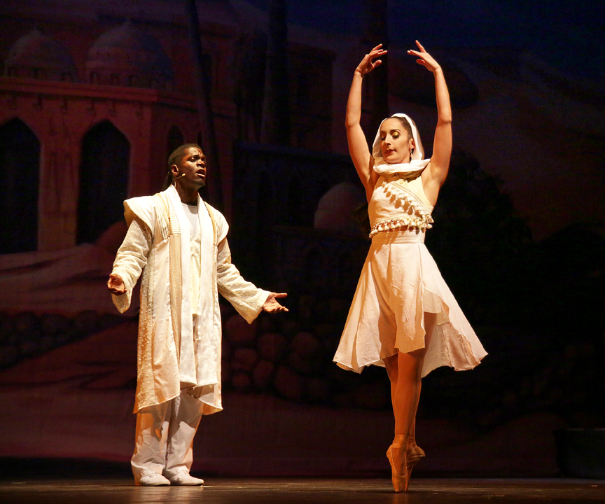 The book of esther: a rock gospel ballet (premiere 2012) // PHOTO: jerry gowins