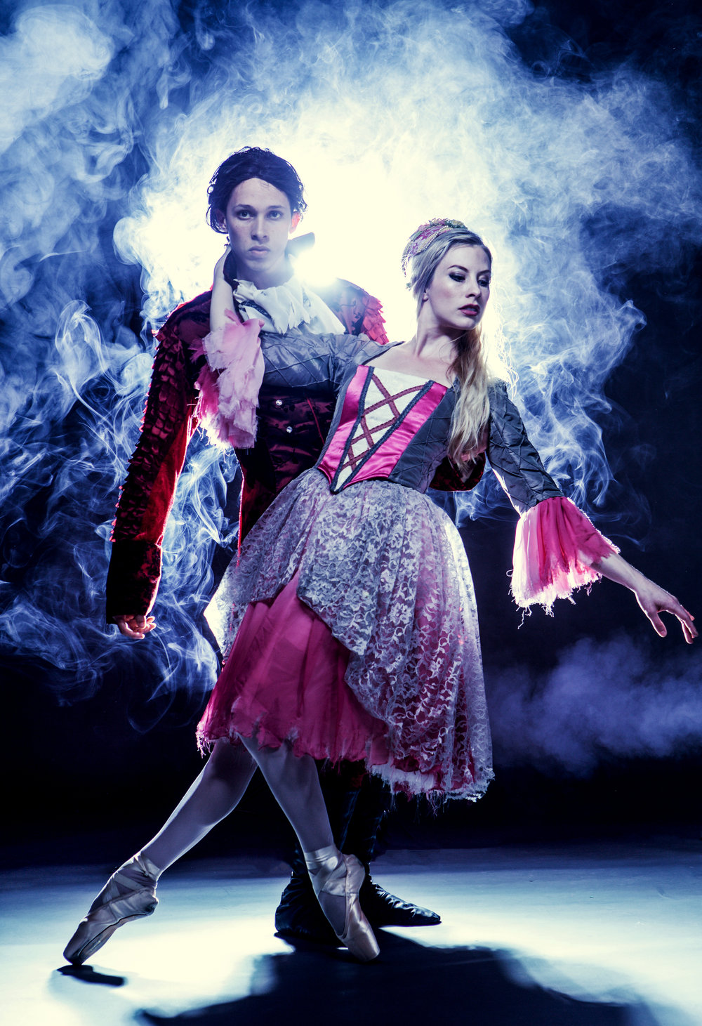 World Premiere - Ballet Fantastique Resident Choreographer-Producers Donna Marisa + Hannah Bontrager.