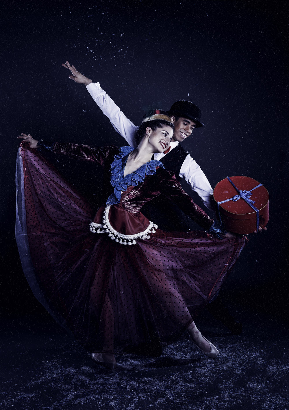 All-Original Choreography - Ballet Fantastique Resident Choreographer-Producers Donna Marisa + Hannah Bontrager (original premiere 2014)