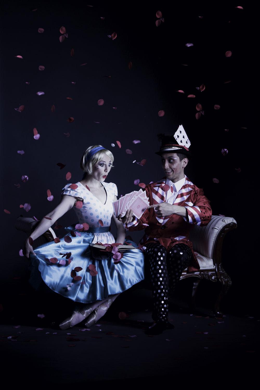 World Premiere  - Ballet Fantastique Resident Choreographer-Producers Donna Marisa + Hannah Bontrager