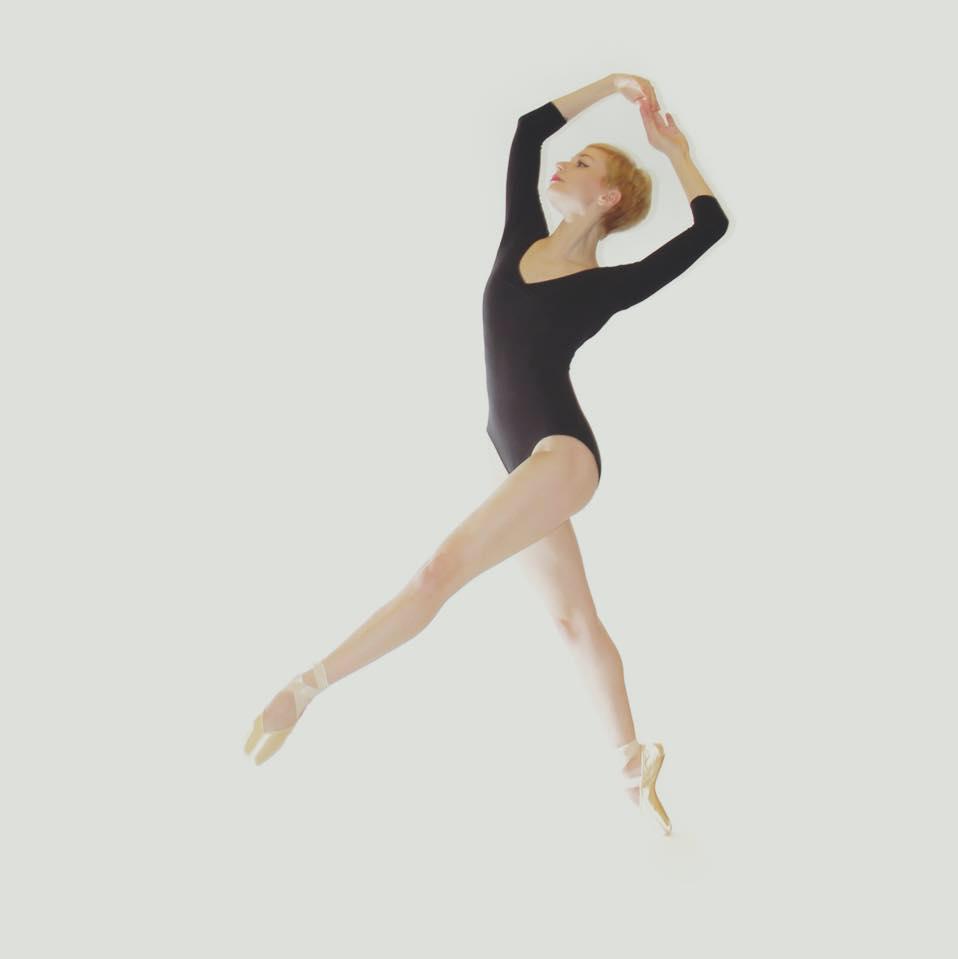 ballet fantastique senior apprentice (and academy of ballet fantastique graduate) kenzie ballenger // 2018, gustavo ramirez