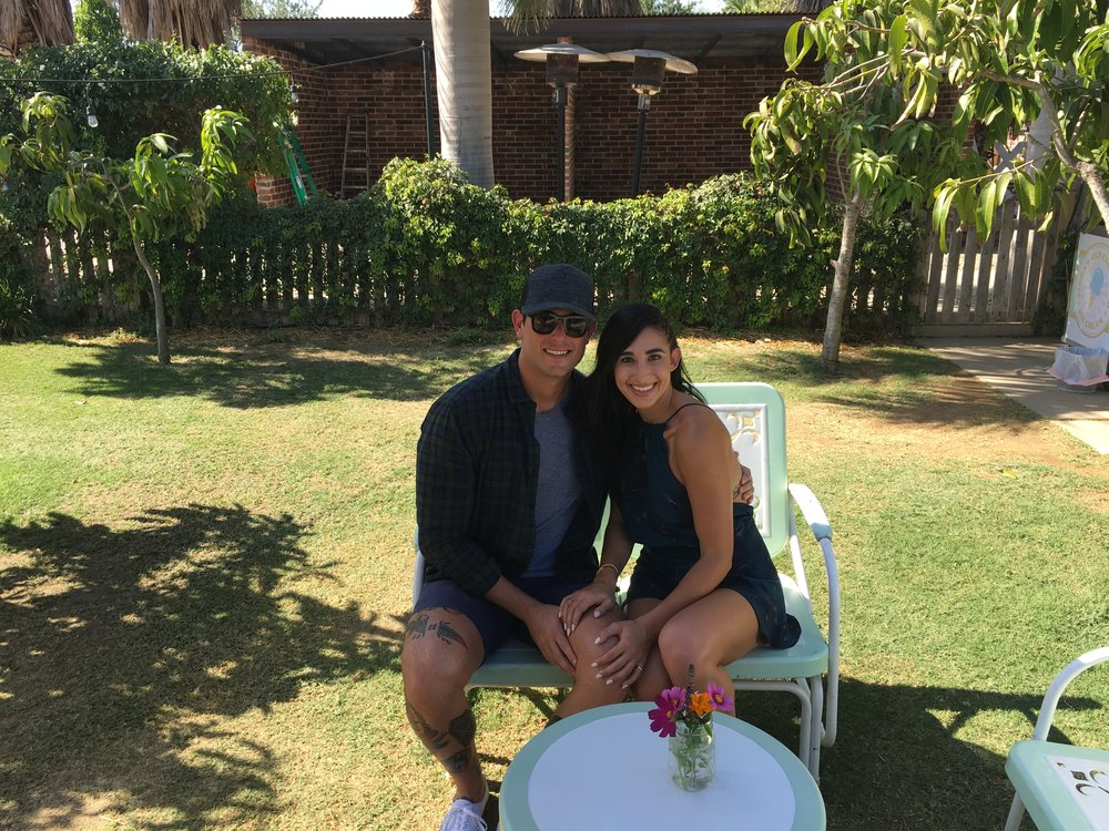 Eliza Wendel Feed the Dietitian | Being Healthy and Exercise on Vacation in Cabo