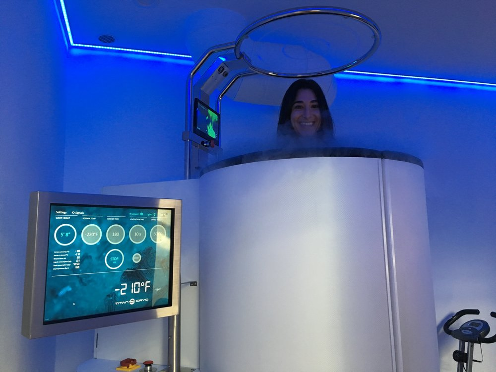 Feed The Dietitian | Cryotherapy: Is it a fad? Or is it cutting-edge? Cold therapy for athletes and health.