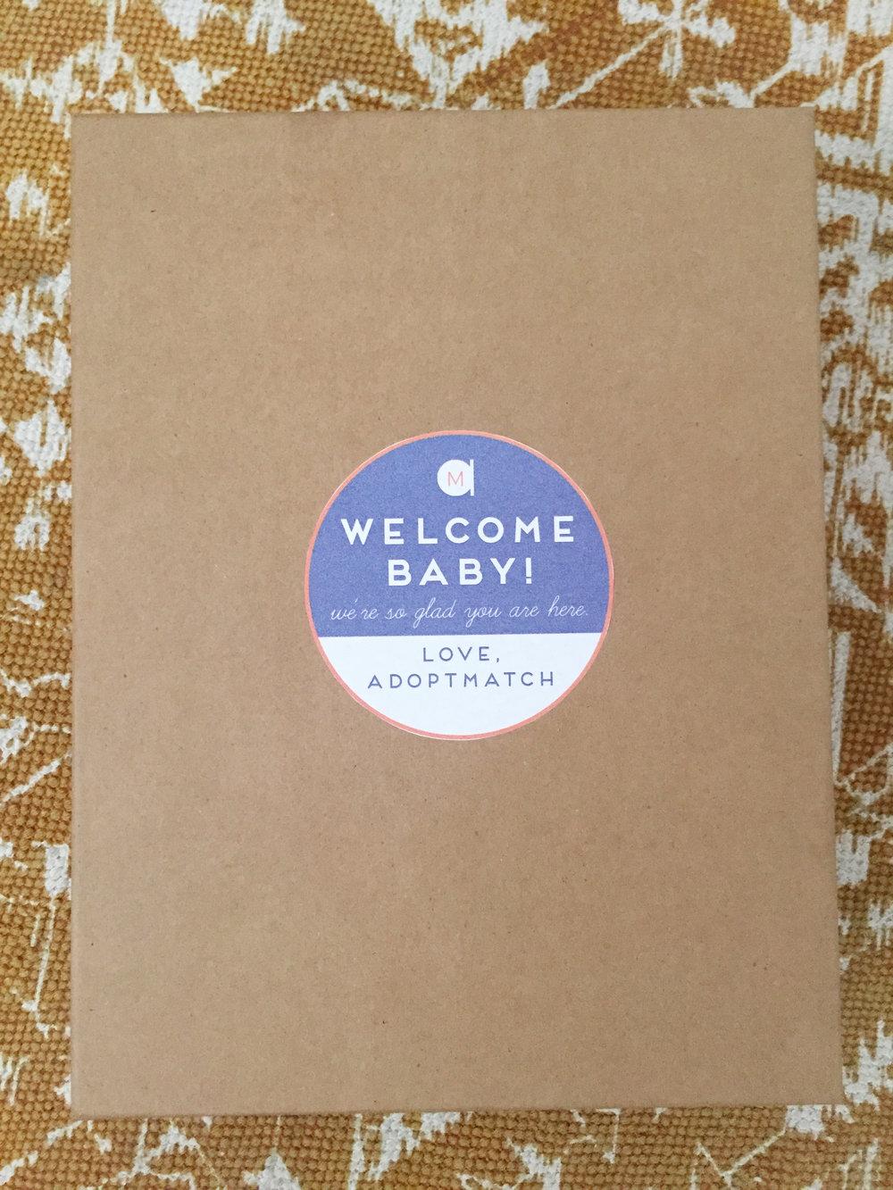 Onesie Gift Label