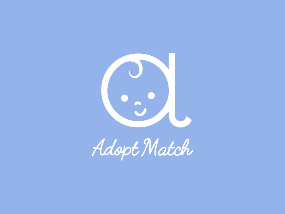 AdoptMatch Concept Logo