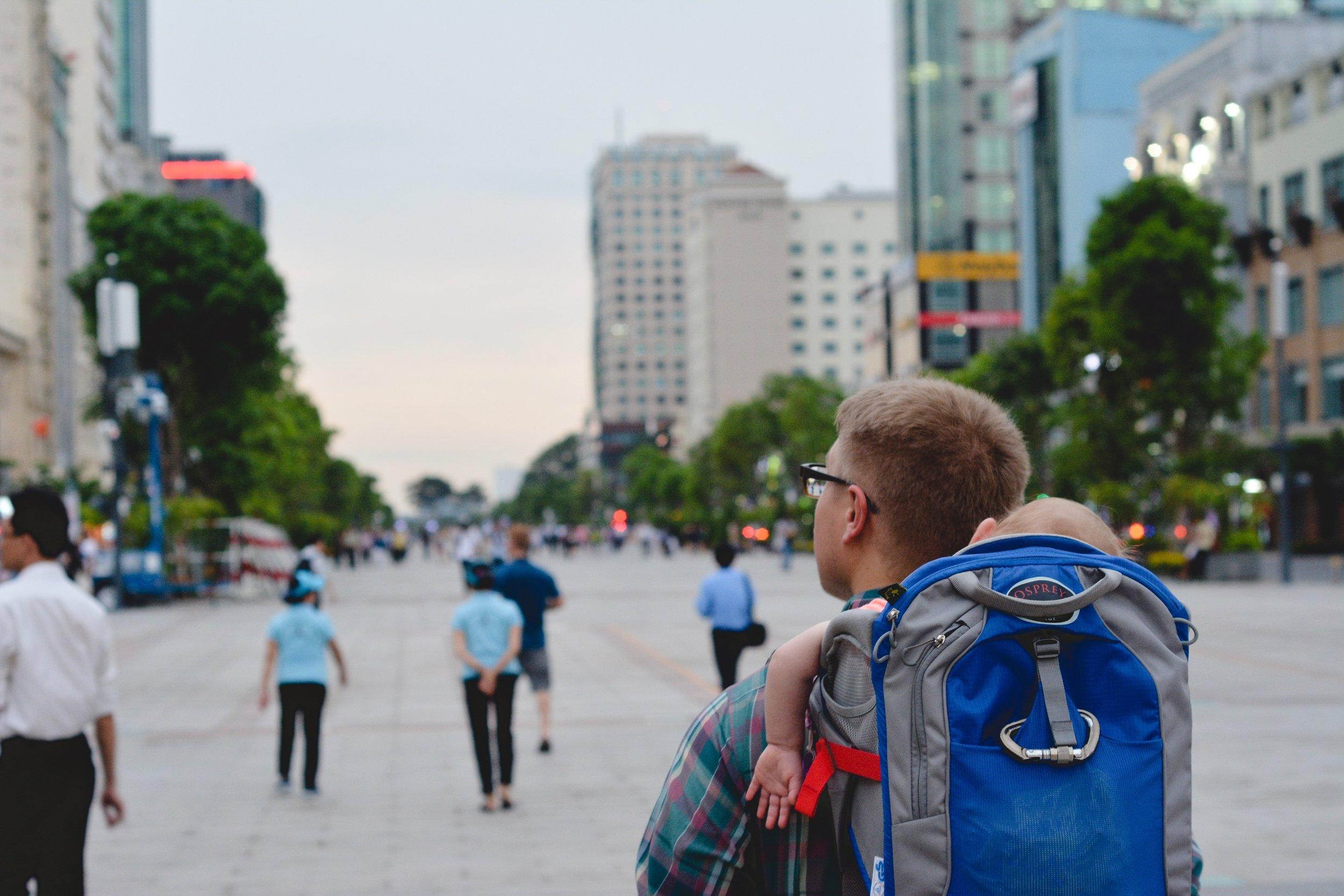 Ho Chi Minh City Vietnam Chasing The Cardozas