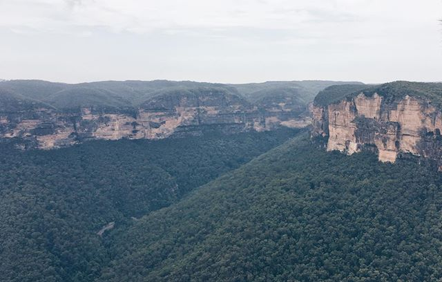 The usual pilgrimage to the Blue Mountains was a rewarding break from the city. Into my last couple of days here and starting to think about life in London. There are lots of good foundations to build on for 2019.