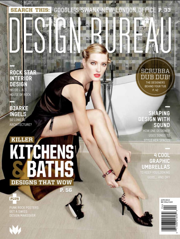 Design Bureau - Issue #18 - Featured photographer - Page 16