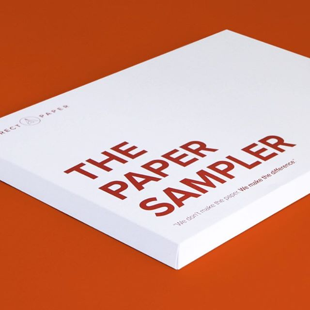 Paper sample packs designed by Gloss. Reach out to @direct_paper to find out how you can get your hands on one ✔️