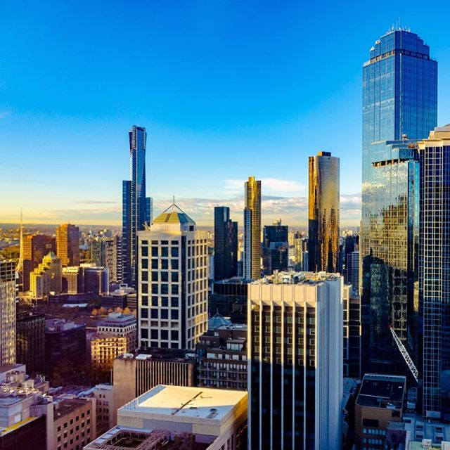 Melbourne - Voted the world's most liveable city for 7 years in a row and the proud home of Gloss Communications.