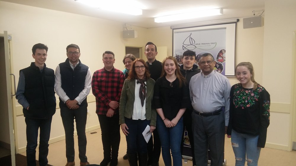 Meet  a Missionary Project promoting Missionary Education throughout England &Wales