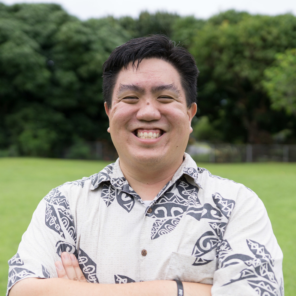 Jeff Imamura  Director of Youth   jeff@newsonghawaii.org