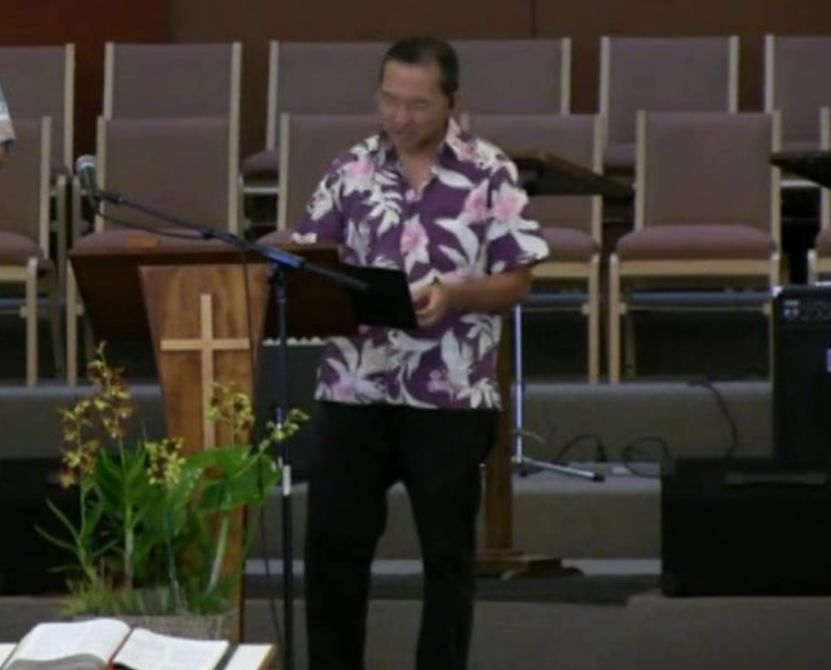 Owen Tanoue Auwaiolimu Congregational Church