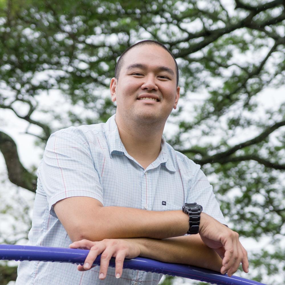 Andrew Sakamoto Children's Ministry Director