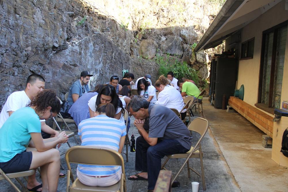 Auwaiolimu Congregational Church Prayer  First Sundays | 6:00 - 6:30 pm  Auwaiolimu Congregational Church 403 Auwaiolimu St Honolulu, HI 96813